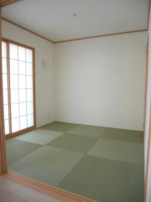 【和室】★鉄砲町 新築建売住宅 4LDK 駐車場4台付★