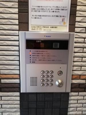 【セキュリティ】アンクレージュ西船橋