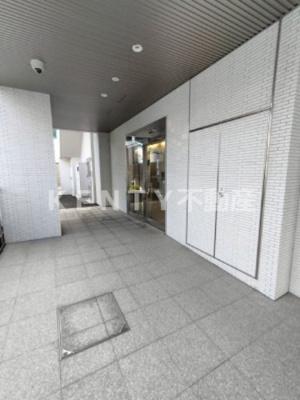 【ロビー】BlancCiel東蒲田