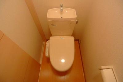 【トイレ】コーポ峰