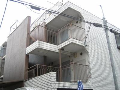 都営浅草線「馬込」駅より徒歩6分の分譲賃貸マンションです