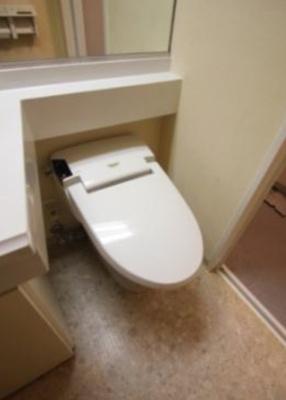 【トイレ】コスモコア