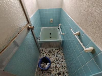 【浴室】鳥居町文化住宅