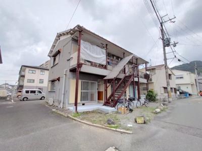 【外観】鳥居町文化住宅