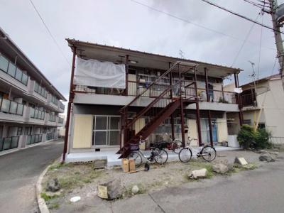 【エントランス】鳥居町文化住宅