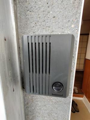 【玄関】鳥居町文化住宅