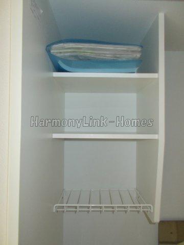ハーモニーテラス富士見台のキッチン上部(同一仕様写真)