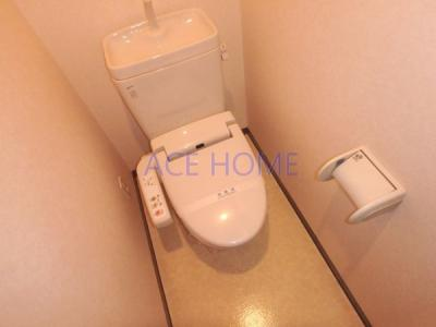 【トイレ】ラナップスクエア大阪城西