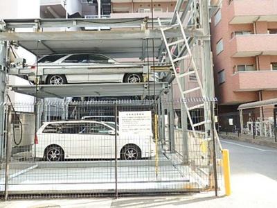 【駐車場】グランディールNANBA