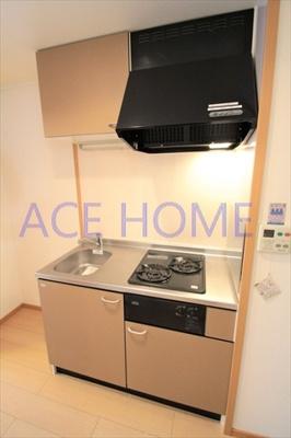 【キッチン】大一フロント