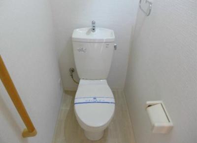 【トイレ】ラヴィン