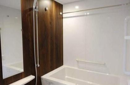 【浴室】ジェノヴィア新中野スカイガーデン