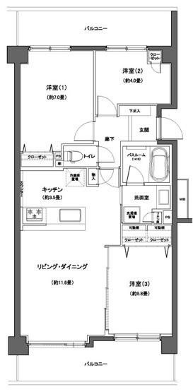 湘南台パークホームズ