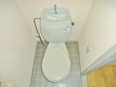 【トイレ】サンライフかもまえ