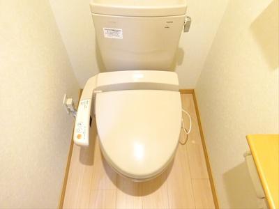 【トイレ】ルーブル明大前