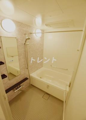 【浴室】パークアクシス三番町
