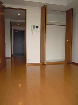【居間・リビング】パークウェル秋葉原