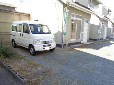 【駐車場】西江住宅
