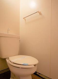 【トイレ】福岡県糟屋郡久山町久原一棟マンション