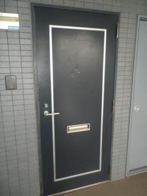 【玄関】ダイホープラザ入谷