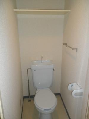 【トイレ】ダイホープラザ入谷