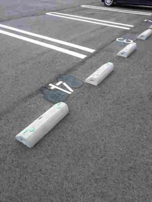 【駐車場】マリオ北島 A