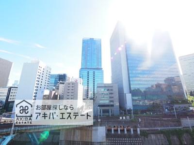 【展望】御茶ノ水リバーサイド
