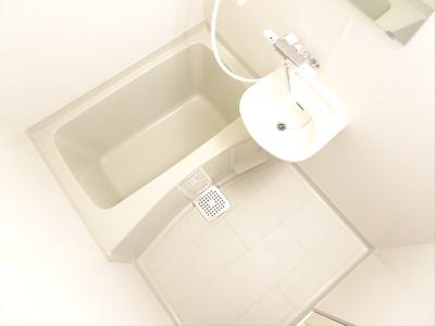 【浴室】ドミール・サトー