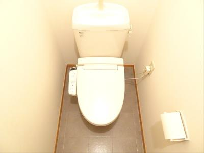 【トイレ】ドミール・サトー