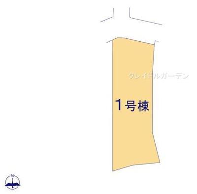 【区画図】クレイドルガーデン奈良市秋篠町第7