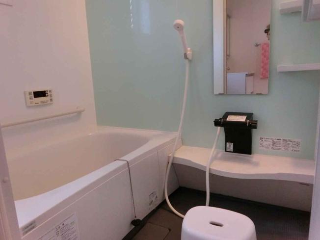 【浴室】左京区一条寺才形町