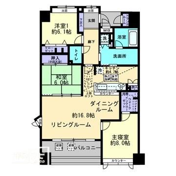 コアマンション桜坂プレジオヒルズ