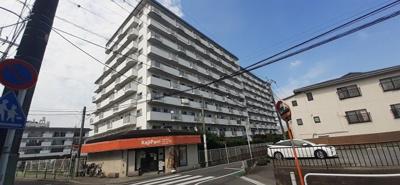 【外観】パシフィック武蔵野台ニューハイツ