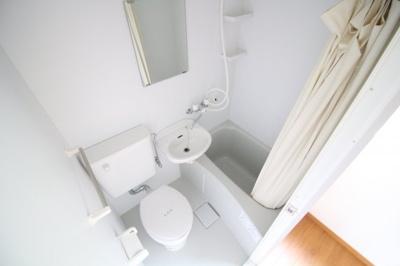 【浴室】梓マンション