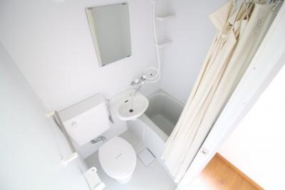 【トイレ】梓マンション