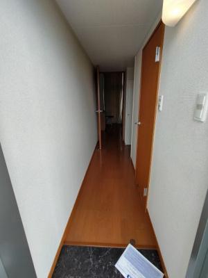 【玄関】レオパレス清瀧B