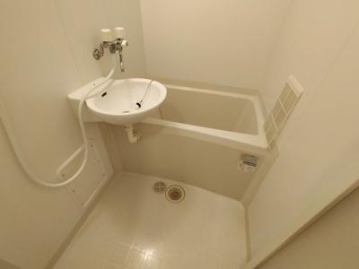 【浴室】レオパレス清瀧B