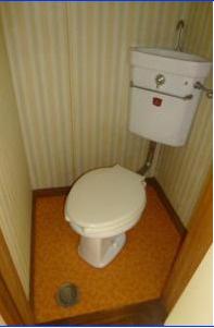 【トイレ】青柳ハイツ
