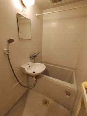 【浴室】レオパレスアムール