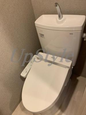 【トイレ】プラージュリュー押上