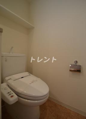 【トイレ】ユニゾンタワー