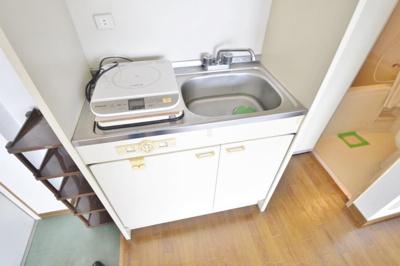 【キッチン】レジデンスマキ