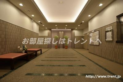 【ロビー】リバーシティ21新川