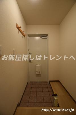 【玄関】リバーシティ21新川