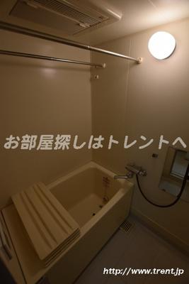【浴室】リバーシティ21新川