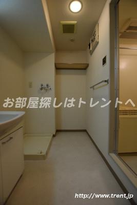 【洗面所】リバーシティ21新川