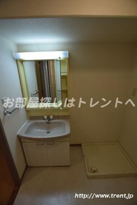 【独立洗面台】リバーシティ21新川