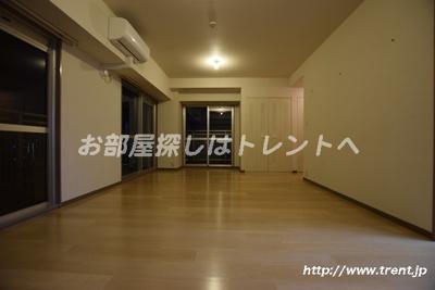 【居間・リビング】リバーシティ21新川