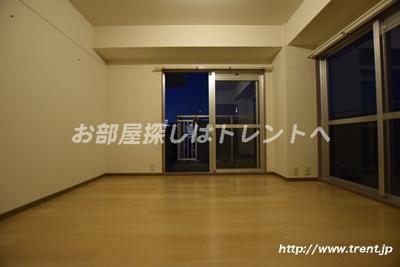 【寝室】リバーシティ21新川