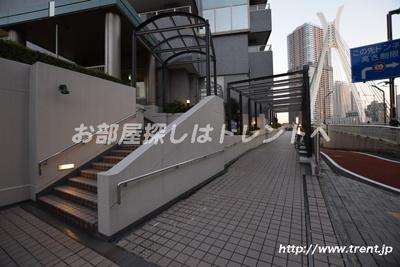 【外観】リバーシティ21新川